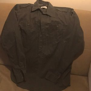 Boys Children's Place button down shirt